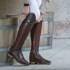These aren't European but they look so beautiful......Mountain Horse® Sovereign Field Boot - Mountain Horse USA, Horse r...