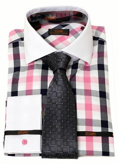 Woven- Gingham, Ties, Patterns