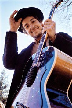 Bob Dylan (photo credit: Elliott Landy)