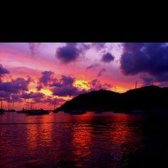 Malagan Sunset
