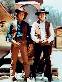 Ben Murphy and Peter Duel