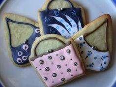 Purse cookies - great designs