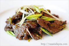 Mongolian Beef - Easy Recipes at RasaMalaysia.com