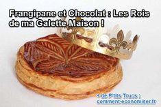 Frangipane et Chocolat : Les Rois de ma Galette Maison !