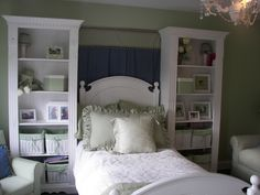 Girls Nursery turned big girl room, Here is my little girls bedroom with painted striped walls and a flower theme, Girls Rooms Design Girls Room Design, Bedroom Decor For Teen Girls, Teen Girl Bedrooms, Big Girl Rooms, Home Decor Bedroom, Kids Rooms, Bedroom Furniture Placement, Furniture Layout, Cool Furniture