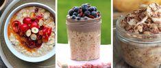 9 Easy Overnight Oats Recipes via @dailyburn
