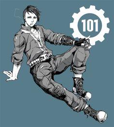 Fallout 3, Fallout Vault, Vault Tec, Post Apocalypse, Walking Alone, Videos, Ash, Video Games, Fanart