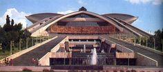 "Sports and concert complex ""Amalir"", Yerevan, Armenia | Soviet ..."