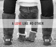 Happy Mother's Day. Love Like No Other. #MothersDay #UGG