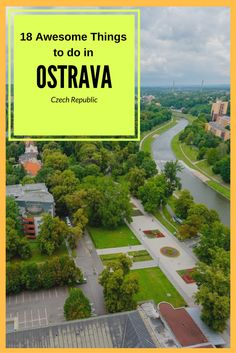 "Here are the best things to do in Ostrava, Czech Republic. Make sure you get off the beaten path in Czech Republic and explore this beautiful country. This should be on your list of ""Places to visit in Czech Republic"". #CzechRepublic #europe"