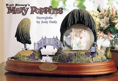 Disney Snowglobes Collectors Guide: Mary Poppins 40th Anniversary Snowglobe