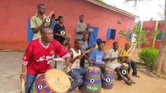 Learn about Gahu, one of the most popular and exciting styles of African drum & dance music. Listen to a live Gahu drumming ensemble with our interactive app. University Of Ghana, Music Websites, Middle School Music, African Drum, African Diaspora, Music Classroom, Teaching Music, World Music, Music Lessons