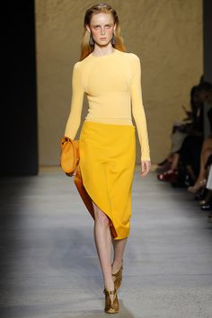 Narciso Rodriguez Spring/Summer 2016 Fashion Show