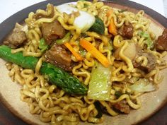 Welcome to Mely's kitchen...the place of glorious foods: Special pancit with Pork