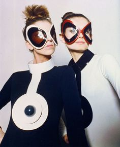 Lunettes Pierre Cardin circa 1960's | The House of Beccaria#