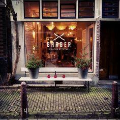 Barber #binnenoranjestraat #amsterdam www.barber.nl