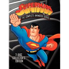Superman: The Complete Animated Series [DVD Box Set]