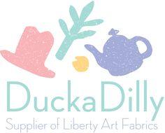 Liberty of London Tana Lawn: Michelle Blue (D) – DuckaDilly