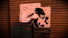 inFamous: Second Son - Stencil Art - Time to Feed Rover [PS4 Gameplay HD]