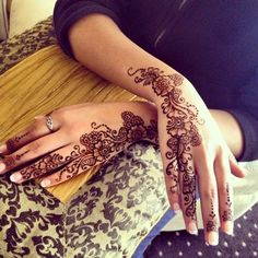 henna designs for hands 2014 - Google Search