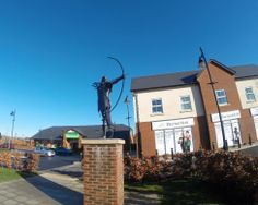 The Amesbury Archer. Taken with the GoPro