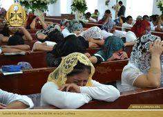 Sabado 9 de agosto del 2014 Oracion de 3:00 PM en la colonia de La Presa. #SantaConvocacion2014
