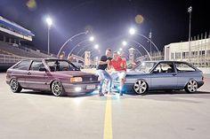 Irmãos Volkswagen! Dois aficionados por Gol e sua história