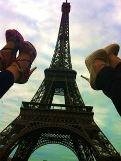 I want to go to La Tour Eiffel and just take a thousand pictures to capture each second I spent there! :)