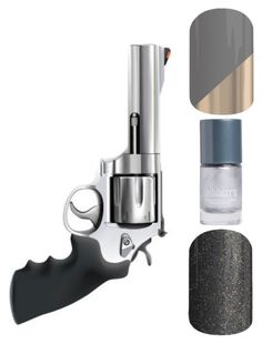 A beauty collage from March 2015 Jamberry Games, Jam Games, Revolver, Hand Guns, Nail Designs, Beauty, Nails, Polyvore, Firearms