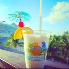 Jimmy Buffett's Margaritaville....I'd like to be there right now!!