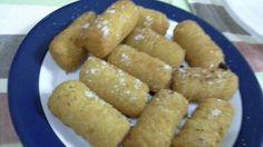 Crocchettine di patatine