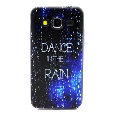 Amazon.com: IKASEFU Rubber Tpu Case for Samsung Galaxy Core Prime G360,Colorful Rain Design Soft Flexible Rubber Case Cover for Samsung Galaxy Core Prime G360-Dance in the rain: Cell Phones & Accessories