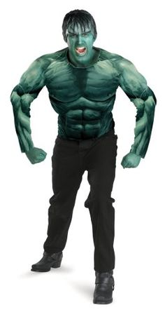 Hulk Movie Value Adult Halloween Costume * Details can be found by clicking on the image-affiliate link.