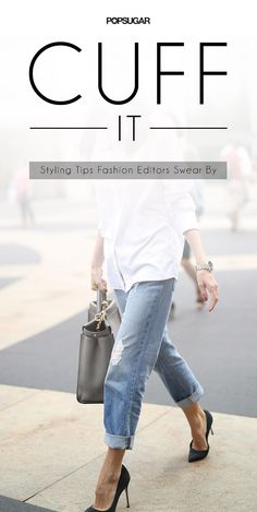 How to Style the Clothes You Already Have - Styling tips to steal from fashion editors - Look Fashion, Fashion Outfits, Womens Fashion, Guy Fashion, Fashion Edgy, Fashion Fall, Street Fashion, Fashion Editor, Fashion Stylist