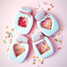 (549) Cookie jar Candy jar cookies | Decorate Deliciousness | Pinterest