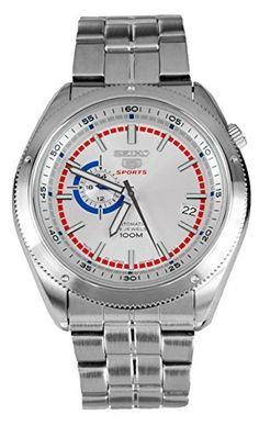 SEIKO Seiko 5   Sport 5 SPORTS selfwinding watch SSA061J1 >>> Find out more about the great product at the image link.