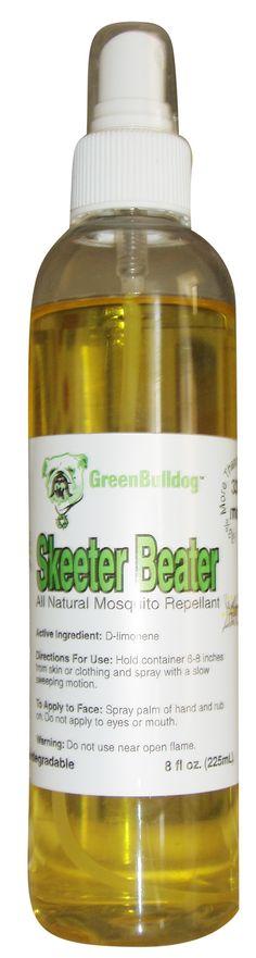 Green Bulldog Skeeter Beater