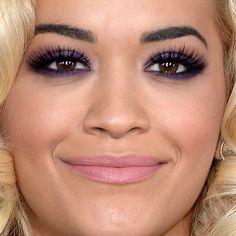 Found! The exact makeup Rita Ora was wearing at the 2014 Grammy Awards: http://beautyeditor.ca/2014/02/03/rita-ora-grammys-2014/