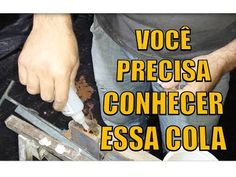 Você precisa conhecer essa cola - rápida e cola tudo - YouTube Super Cola, Company Logo, Logos, Youtube, Furniture Restoration, Getting To Know, Necklaces, Tips, Painting Veneer