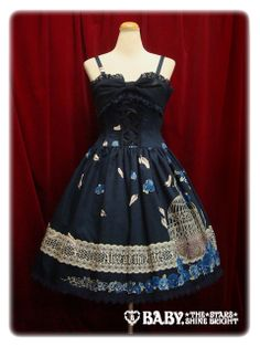 BtSSB /Alice and the Pirates-The END of immortal EDEN jumper skirt Ⅰ