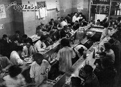 日本橋の酒場・福泉(1953)|あほじらすの超高級クラシック専門ブログ