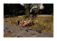 Nick Waplington's new photo book Hackney Riviera documents relief from modern life in a natural haven tucked away in the depths of east London. London Life, East London, London Neighborhoods, London Summer, Light Well, Types Of Work, Documentary Photographers, Time Capsule, Life Photography