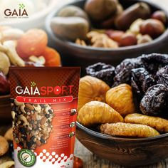A Diwali without dried fruits and nuts is incomplete. This tradition has been around for years, and is without a doubt a very healthy gift.  Try out the Gaia Sport Trail Mix which is packed with protein, fibre, good fats and essential vitamins and minerals. It contains a perfect mix of dried fruit, nuts and seeds. #HealthyGifting #Diwali #Gift #hamper #healthy #healthyliving #dryfruits #GaiaGoodHealth