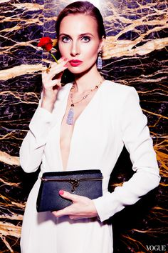 Спецпроект: Summer In Vogue - утренний, дневной и вечерний макияж