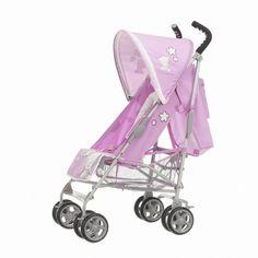 Atlas V2 Stroller - Tiny Tatty Teddy Pink
