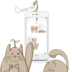 Do you like cats?  Here they are!   Download brand new iMessage stickers - get more than 30 cats into your device!   These unique cats will support you and your friends in any situation! Let them share all your emotions!  Meow!  https://itunes.apple.com/ua/app/everyday-cats-stickers/id1226066698