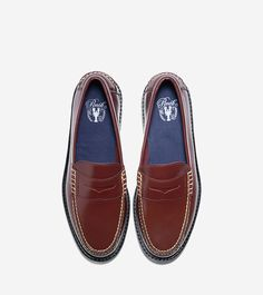 18b0ac4c241 Men s Pinch Campus Penny Loafer