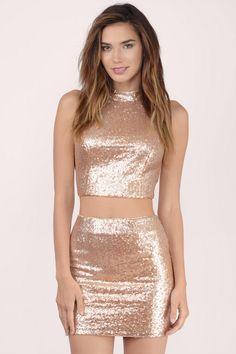 Tobi Last Kiss Sequin Mini Skirt Sequin Mini Skirts, Sequin Dress, Sexy Skirt, Dress Skirt, Club Dresses, Short Dresses, Trendy Outfits, Cute Outfits, Looks Pinterest