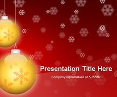 Free Christmas Wreath Powerpoint Template Is A Treat For The Holiday