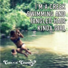 Cute n Country Real Country Girls, Country Girl Life, Country Girl Quotes, Cute N Country, Country Music, Country Sayings, Country Summer Quotes, Girl Sayings, Country Living